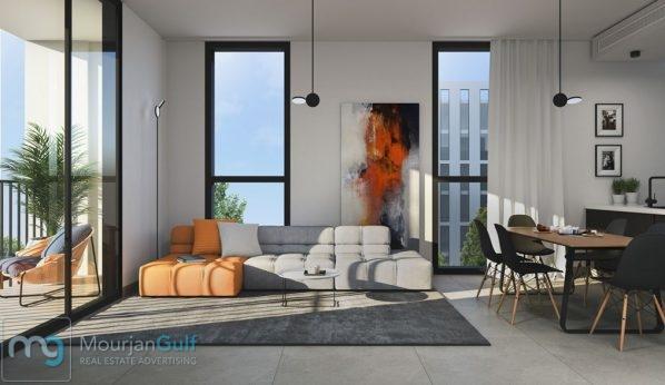 The Boulevard Living Room 4