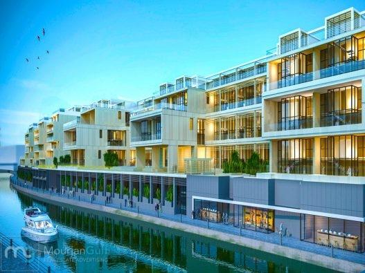 Al Raha Lofts Al Raha Beach Abu Dhabi. By Reportage Properties 12