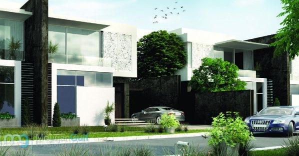 Rukan Townhouses At Dubailand Elegant Design