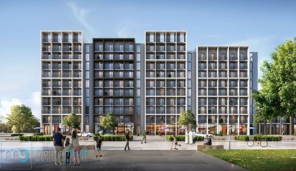 The Boulevard Elevation 1