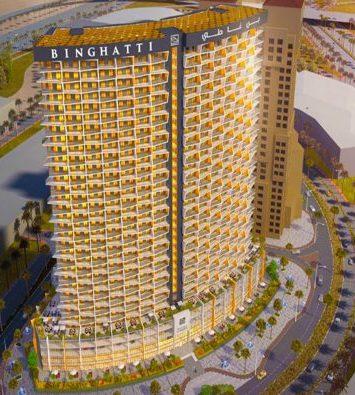 Binghatti Aljddaf Avenue 01