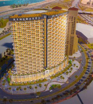 Binghatti Aljddaf Avenue 07