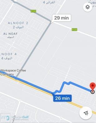 الحوشي بالقرب من النوف طرف ابو علي ١