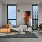 The Boulevard Living Room 1