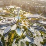 Zaha Hadid Architects To Forge Water Droplet Shaped Complex In Uae 4