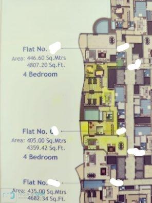 شقة بنتهاوس برج الاساس للبيع